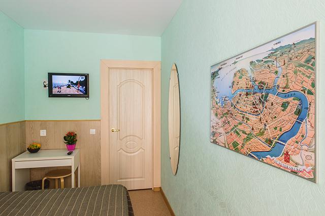 Двухместный номер в центре Санкт-Петербурга